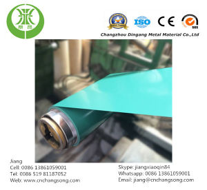 Prepainted Galvanized Steel Coil Stock pictures & photos