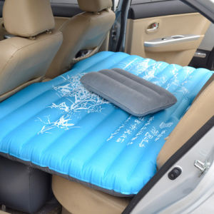 Oxford PVC Outdoor Camping Travel Inflatable Car Air Mattress pictures & photos