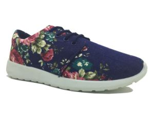 Comfort PVC Injection Sport Shoes for Ladies (J2279-L) pictures & photos