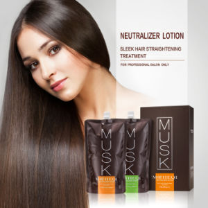 Long-Lasting Straightening Treatment Hair Perm Lotion pictures & photos