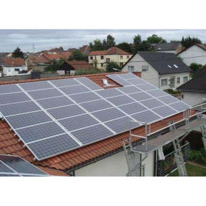 Low Price Solar Panel Mono Solar Generation for Home System pictures & photos