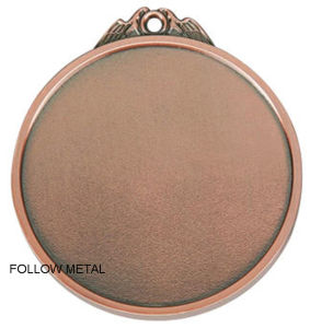 Medal with Blank in The Middle