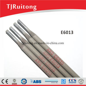 Carbon Steel Welding Electrode Aws E6013 pictures & photos