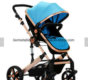 Foldable Carrying Trolley Baby Stroller pictures & photos