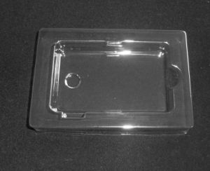 OEM Aluminum film Plastic Tray for beauty productions (PVC tray) pictures & photos