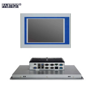 IP65 cheap 17 inch embedded industrial touch panel PC pictures & photos