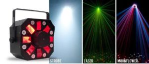 Guangzhou Hot Sale LED Mini Laser Flower Light with Ce RoHS pictures & photos