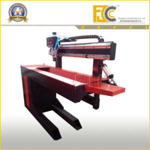 Roll Bending & Straight/Circumferential Seam Welding & Necking Machine for Extinguishers pictures & photos