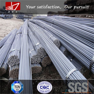 High Quality Reinforcing Rebar with ASTM A615 Standard pictures & photos