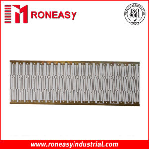 Precision Metal Progressive Die Stamping Strip (Model: RY-SS009)