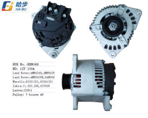 Land Rover Discovery Alternator Marelli: 63321321, 63341321 21811 pictures & photos