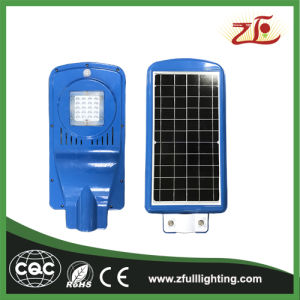20W High-Energy Saving Solar Powered Energy LED Street Light pictures & photos