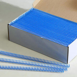 Plastic Spiral Coil for Office Binding Supplies and Stationery pictures & photos