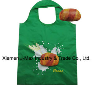Foldable Shopping Bag, Food Bread Style, Reusable, Tote Bags, Promotion, Grocery Bags, Gifts, Lightweight, Accessories & Decoration pictures & photos