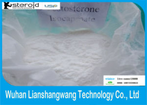 Steroids Testosterone Isocaproate CAS 15262-86-9 for Cutting Cycle pictures & photos