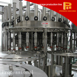 Glass Bottle Beer/Flavor Drink/Wine Washing Filling Capping Machine pictures & photos
