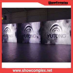 4mm Indoor LED Display Board for Event with Lightweight Panel pictures & photos