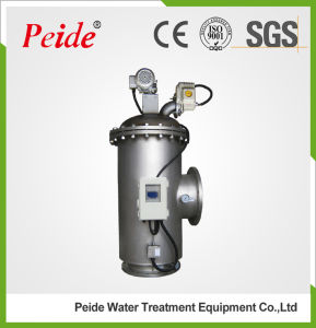 Automatic Self-Cleaning Brush Type Water Filter for Water Treatment pictures & photos