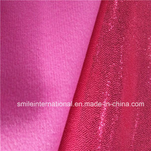 Four Colors PU Synethetic Leather Fabric pictures & photos