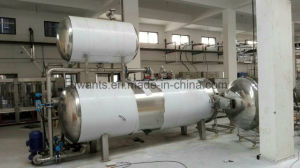 Stainless Steel Automatic Food Sterilizing Machine pictures & photos
