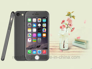 360 Degree Full Case with Screen Tempered Glass for iPhone 7 Slim Phone Case pictures & photos