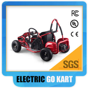 1000W Kids Use Mini Electric Racing Go Karts pictures & photos
