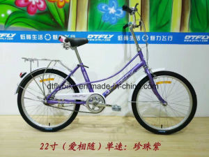22inch Singe Speed, Hot Sale, City Bike pictures & photos