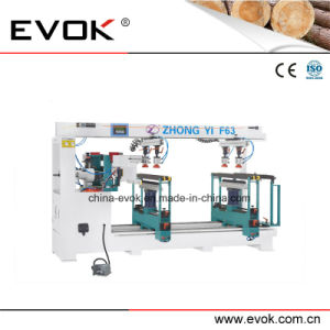 Durable Quality Wooden Furniture Multi Spindle Drilling Machine (F63-3C) pictures & photos