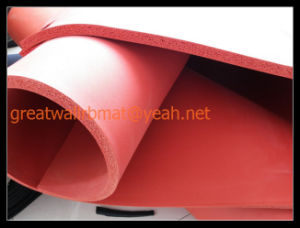 China Factory Directly Sale Sponge Rubber Sheet pictures & photos