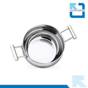 New Design Stock Pot Stainless Steel Ware Soup Pot pictures & photos