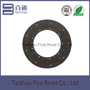 Model Fst916 Copper Series Medium-Alkali (Alkali-free) Clutch Facing for Trucks pictures & photos