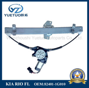 Power Window Regulator for KIA Rio Front Left 82401-1g010 pictures & photos