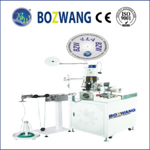 Automatic Single End Twisting and Terminal Crimping Machine pictures & photos