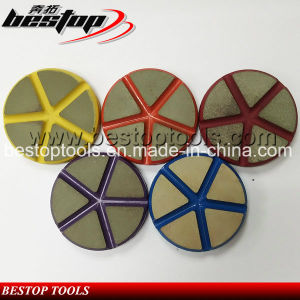 Bestop Velrco Back Ceramic Floor Polishing Pad for Concrete pictures & photos