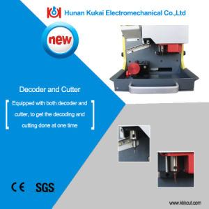 Free Shipping High Security Key Cutting Machine and Sec-E9 Computerized Key Cutting Machine for Sale pictures & photos