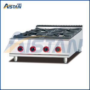 Gh987-1 Gas Range with 4 Burner of Cooking Equipment pictures & photos