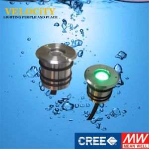 DC24V Ce Approved Hot Sale RGB LED Underwater Swimming Pool Fountain Lights pictures & photos