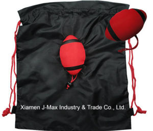Foldable Draw String Bag, Rugby, Convenient and Handy, Leisure, Sports, Promotion, Lightweight, Accessories & Decoration pictures & photos
