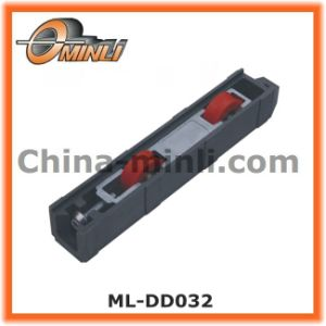 Plastic Cover Bracket with Double Pulley for Hot Sale (ML-DD032) pictures & photos