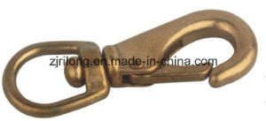 Hardware Brass Snap Hook (251B) pictures & photos