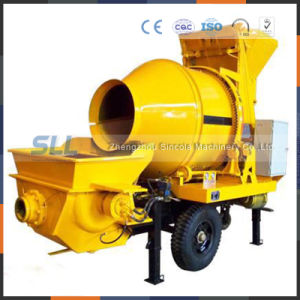 Jbt30 Concrete Mixer and Pump/Hydraulic Concrete Boom/Small Loader pictures & photos