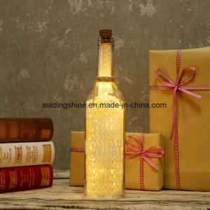 Anniversary LED Light up Star Starlight Bottle Sentiment Engagement Love Couples or Friend pictures & photos