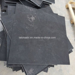 Honed Blue Stone Tiles for Floor and Wall pictures & photos