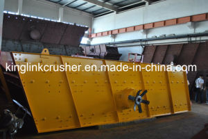 Vibrating Screen for Stone Crusher Plant pictures & photos