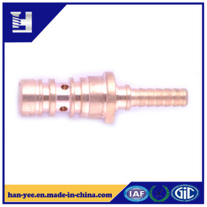Compression Water Hose Brass Swivel Connector pictures & photos