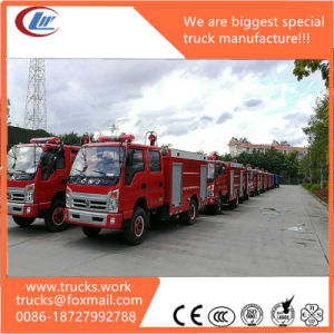 3m3 Fire Fighting Truck for Sale pictures & photos