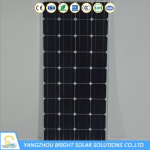 Solar Street Light Pole with LED Illumination 130-150lm/W pictures & photos