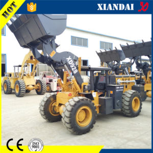 Xd928 Underground Wheel Loader LHD Scooptram for Tunnel Work pictures & photos
