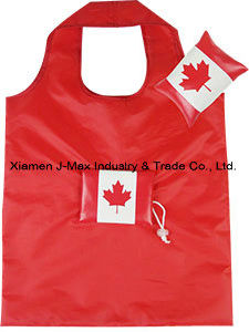 Foldable Flag Shopping Bag, Flag, Reusable, Lightweight, Grocery Bags and Handy, Promotion, Accessories & Decoration, Sports Events pictures & photos