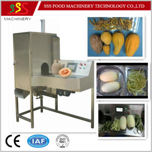 Big Fruit Vegetable Water Melon Pumpkin Taro Peeling Machine pictures & photos